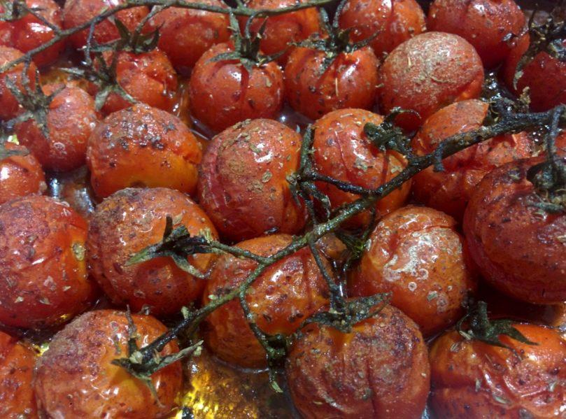 Pomodorini alla Fantozzi