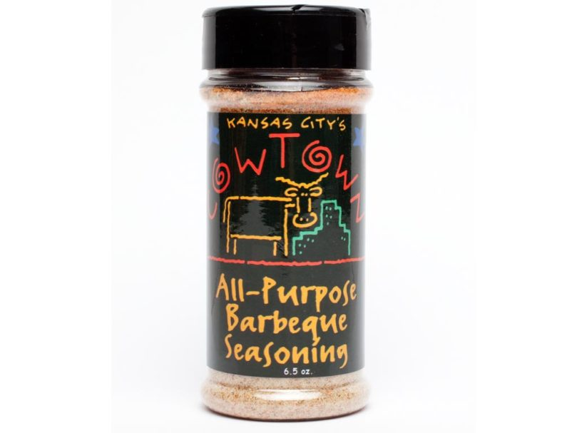 Cow Town All Purpose Rub